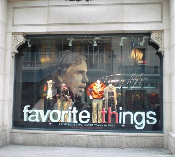 Favorite things – Tommy Hilfiger